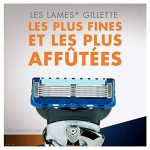 Ancienne Version/Gillette Fusion ProGlide Lames De Rasoir Pour Homme - 8Recharges de la marque Gillette image 1 produit