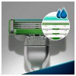 Ancienne Version/Gillette Mach3 Sensitive Lames De Rasoir Pour Homme - 5Recharges de la marque Gillette image 2 produit