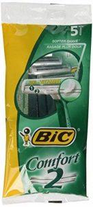Bic Comfort 2Double Lame Rasoir Jetable Lot de 5 de la marque BIC image 0 produit