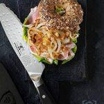 """Dalstrong Couteau utilitaire ultime - Shogun série X - 6"""""""" sandwich""""couteau et épandeur-japonais AUS-10V - vide traités - garde inclus de la marque Dalstrong image 2 produit"""
