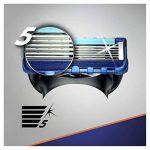 Gillette Ancienne version lames de rasoir, paquet de 8 de la marque Procter & Gamble image 1 produit