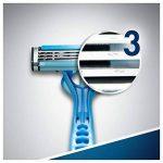 Gillette Blue3 Rasoirs Jetables Pour Homme – Lot De 12 de la marque image 1 produit