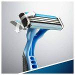 Gillette Blue3 Rasoirs Jetables Pour Homme – Lot De 12 de la marque image 3 produit