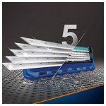 Gillette Fusion5 ProGlide Rasoir Pour Homme + 10 Recharges de la marque image 4 produit