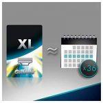 Gillette Mach3 Turbo pack de Lames de Rasoir pour Homme-Lot de 12 de la marque Gillette image 1 produit