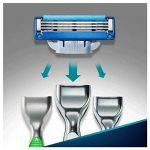 Gillette Mach3 Turbo pack de Lames de Rasoir pour Homme-Lot de 12 de la marque Gillette image 3 produit