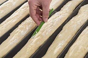 Lame boulanger–Lot de 5, original Score Outil de qualité professionnelle–Bakers lamé de la marque Scoritech image 0 produit