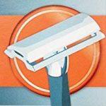 Rasoir de Sécurité Merkur 23C - Manche Long - Chrome de la marque Merkur image 2 produit