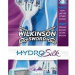 Wilkinson - Hydro Silk - Rasoirs jetables féminins - Pack de 3 de la marque Wilkinson-Hydro image 1 produit