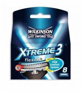 Wilkinson - Xtreme 3 - Lames de rasoir pour Homme - Pack de 8 de la marque Wilkinson image 0 produit